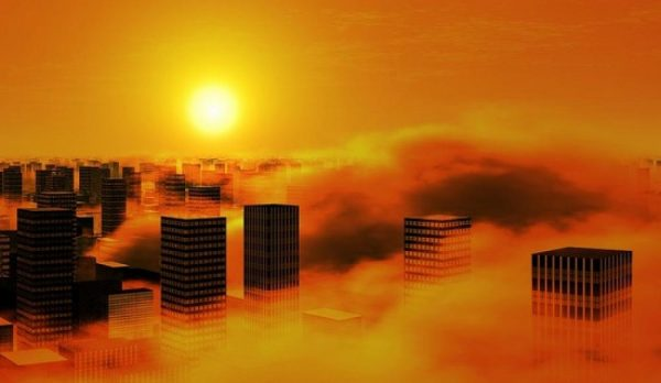 Защита зданий от перегрева