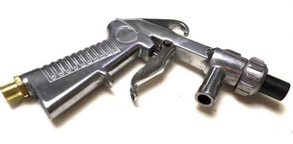Устройство пескоструйного пистолета