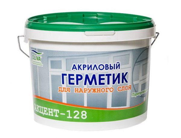 Акриловый герметик для наружного слоя