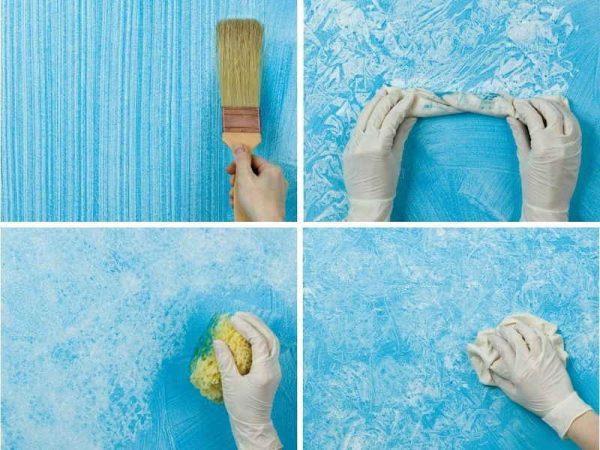 Четыре способа декорирования
