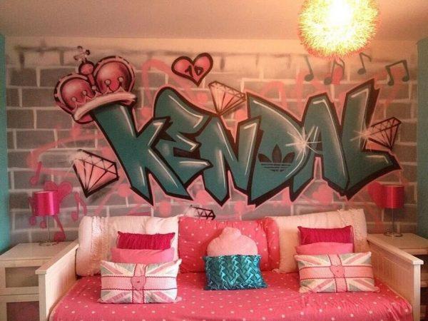 Рисунок в квартире