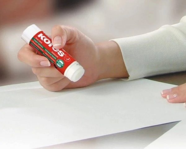 Клей-карандаш для бумаги