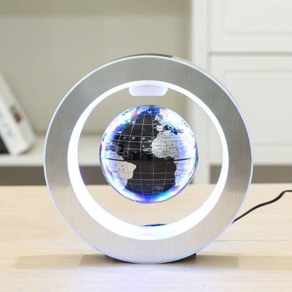 Настольный светильник Плавающий глобус