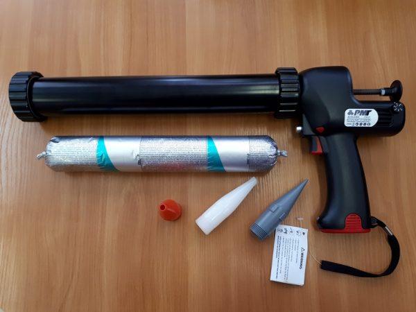 Пистолет под состав в мягкой упаковке
