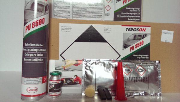 Ремкомплект для вклейки лобового стекла