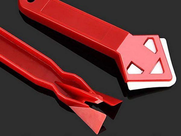 Скребки для удаления герметика