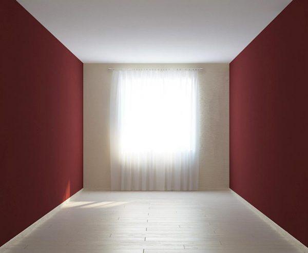 Зрительное увеличение комнаты