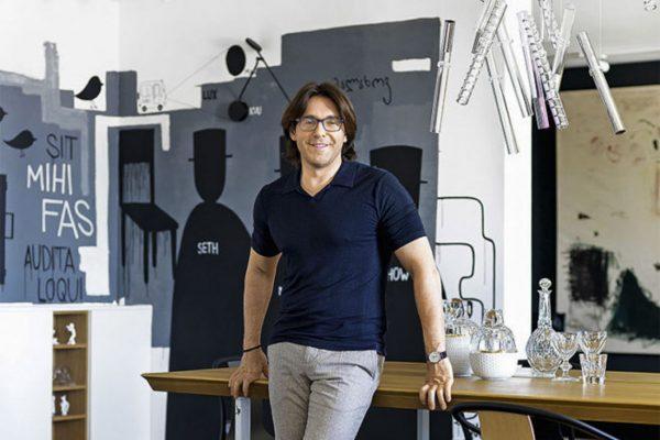 Андрей Малахов в одной из своих квартир