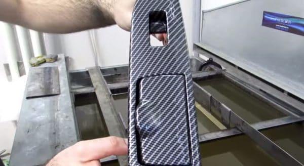 Технология нанесения аквапринта