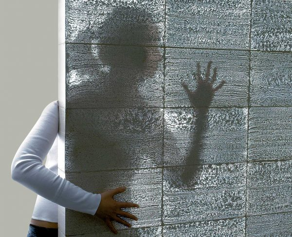 Блоки из прозрачного бетона