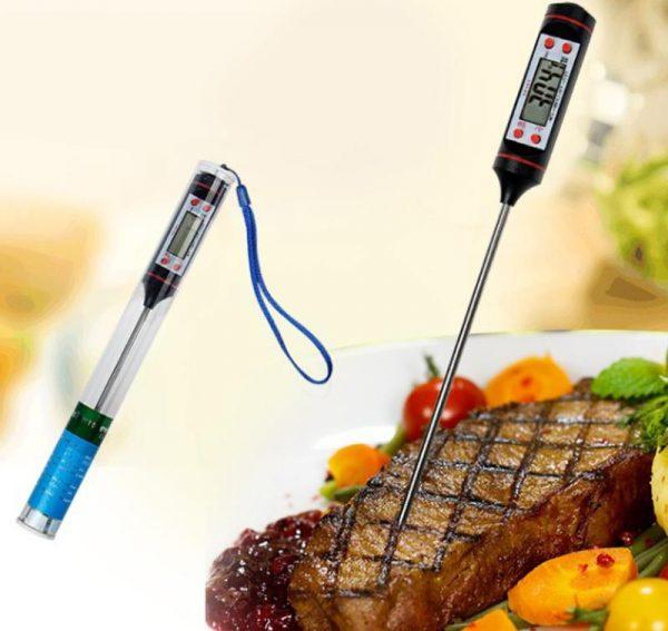Цифровой термощуп для барбекю