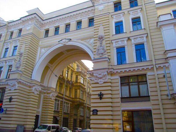 Квартира Сергея и Матильды на улице Пестеля