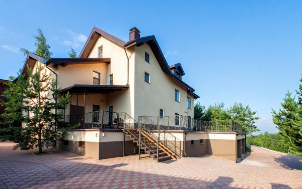 Дом в Порошкино Всеволожского района