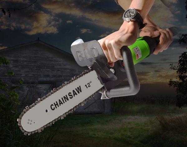 Электрическая цепная пила Chain Saw