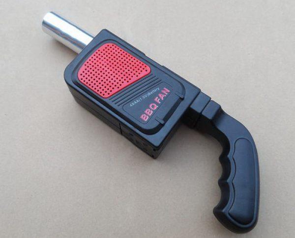 Электрическое устройство для раздувания углей