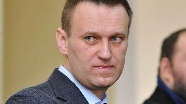 Юрист Алексей Навальный
