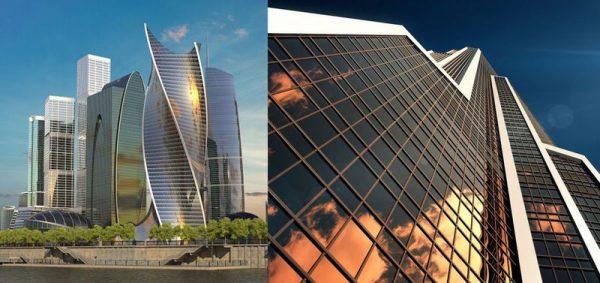 Московская квартира Урганта категории «Делюкс» в 77-этажном небоскребе