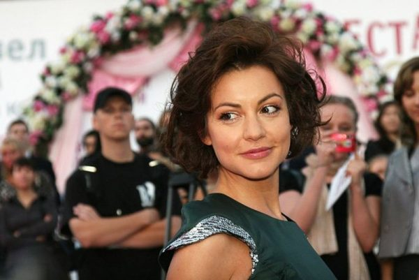 Бывшая жена Урганта журналистка Татьяна Геворкян