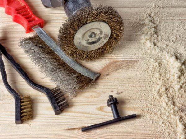 Инструменты для состаривания древесины
