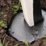 Использование заменителя бетона