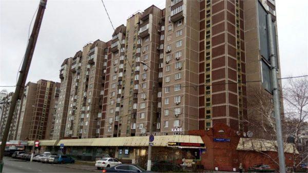 Панелька в Марьино