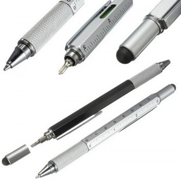 Многофункциональная ручка-отвертка с сенсорным экраном