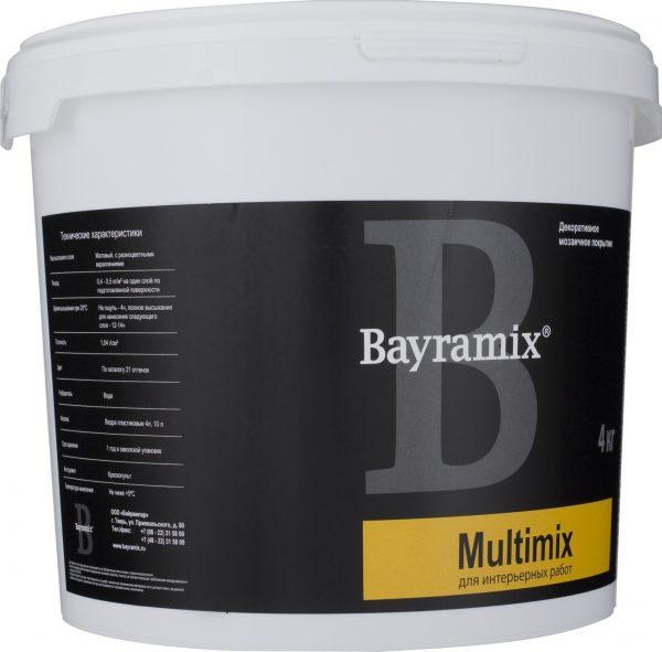 Мозайчная краска Multimix