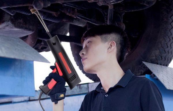 Нагреватель индукционный для откручивания ржавых болтов и гаек