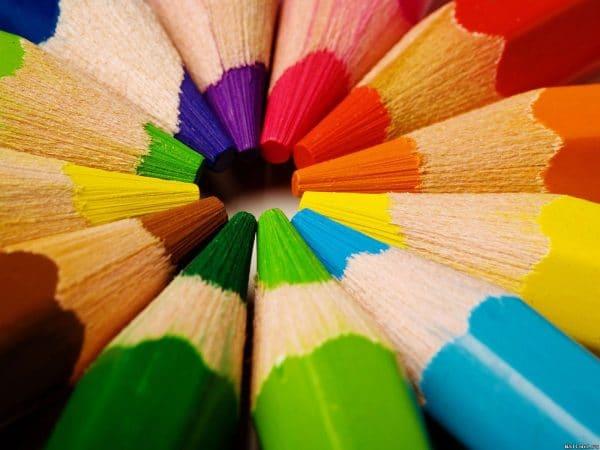 Названия цветовых отттенков