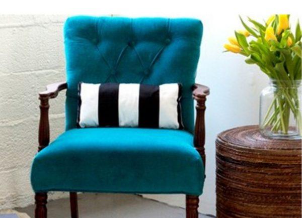 Обновление старого кресла