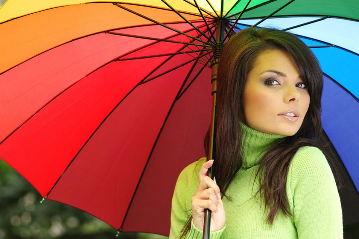 Психология цвета: Как каждый цвет характеризует личность