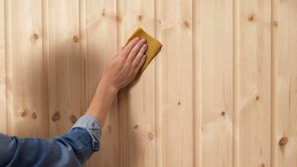 Подготовка деревянной поверхности перед пропиткой