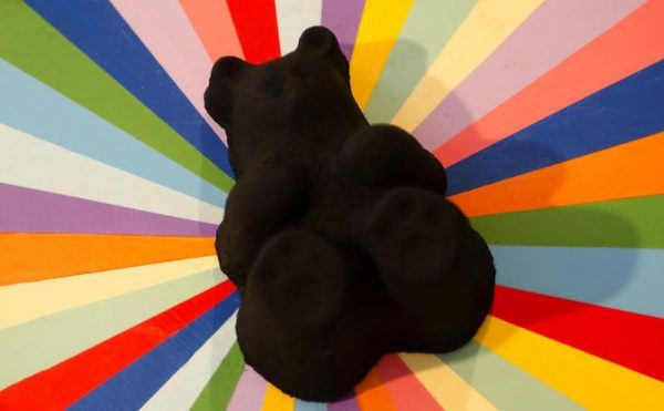 Самая черная краска на планете Vantablack S-VIS