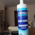 Сферы применения герметика Krass