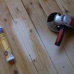 Средство для заделки швов в деревянном полу