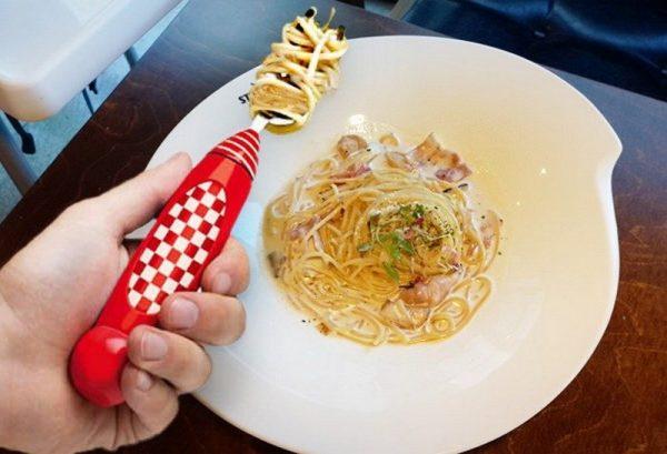 Вилка-крутилка для спагетти