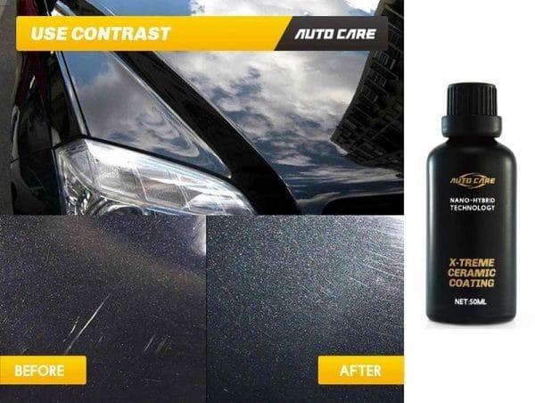 Марка полироли AUTO CARE Nano-Hybrid Technology