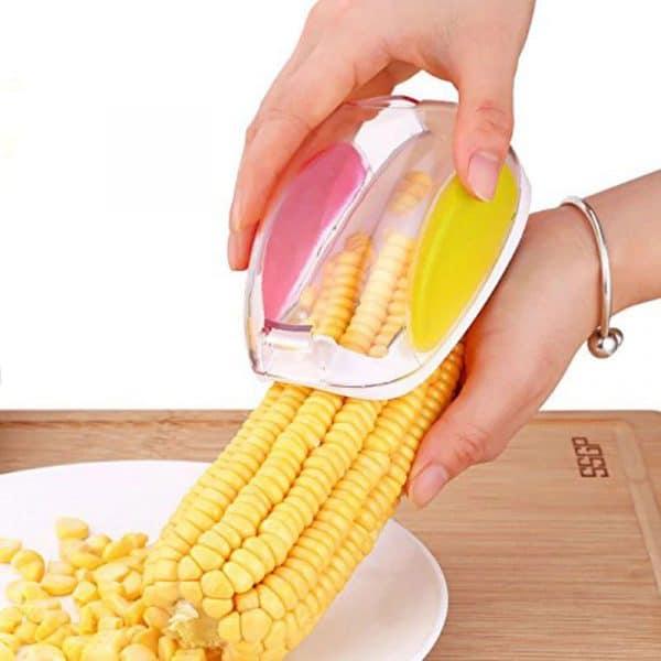 Устройство для чистки кукурузы