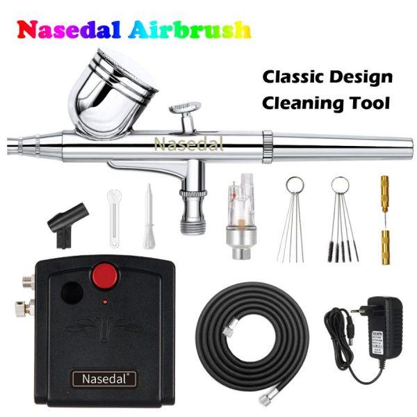 Прибор Nasedal Airbrush Compressor
