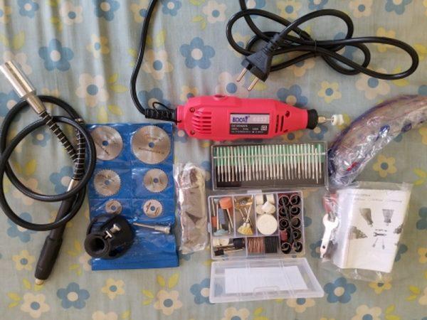 Электрическое гравировальное устройство BDCAT