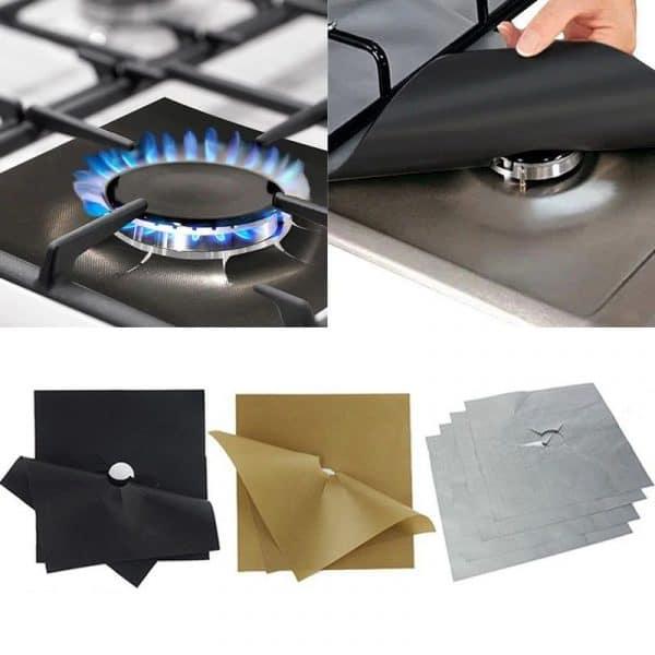 Коврик для защиты газовой плиты