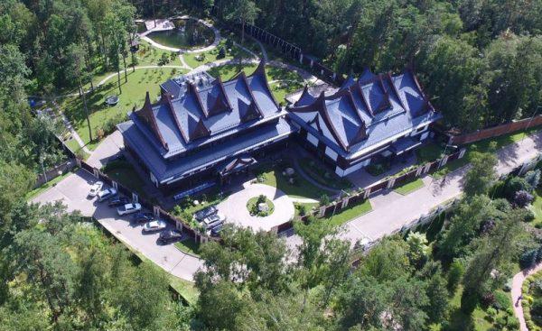 Загородный дом Григория Лепса