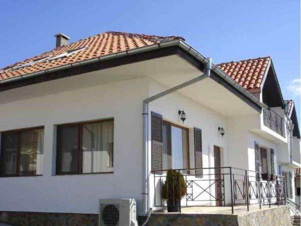 Загородный дом Михаила Боярского в Болгарии