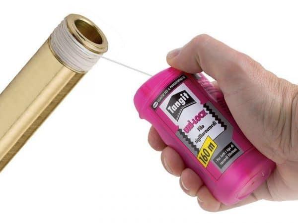 Нить для герметизации резьбовых соединений