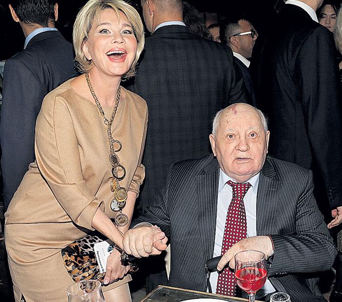 Где сейчас живет первый президент Советского Союза Михаил Горбачев и его семья – Деловой мир