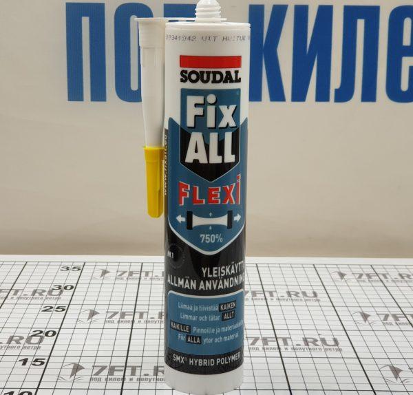 Клей-герметик Fix ALL на полимерной основе