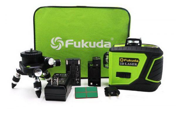 Комплектация лазерного 3D нивелира FeiKeDa