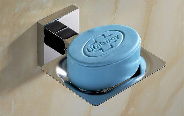 Красивое мыло в ванной комнате