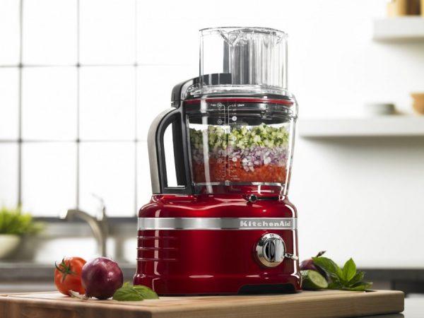 Кухонный комбайн KitchenAid 5KFP1644 для нарезки овощей