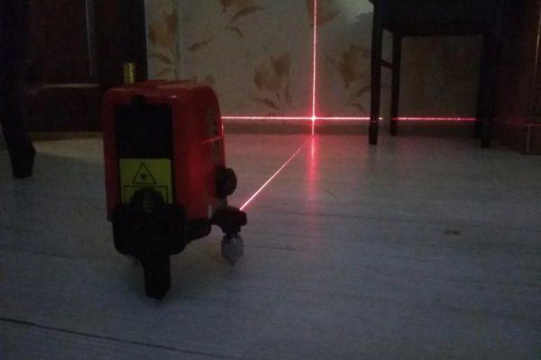 Лазерный нивелир ACUANGLE A8826D Nivel
